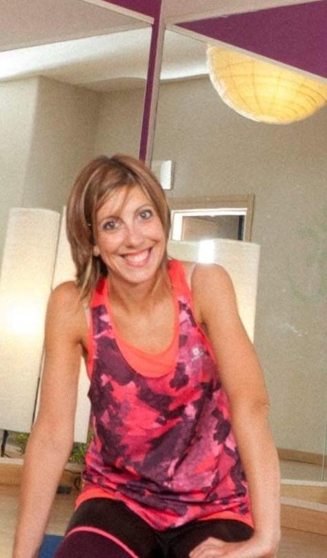 Simona Bruno, insegnante Pilates Catania