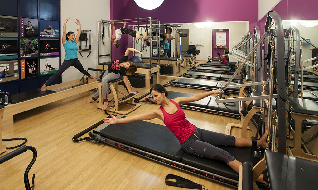 Lo studio Pilates a Catania