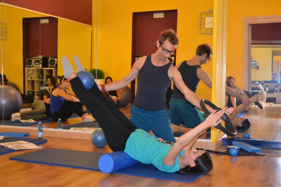 I nostri corsi formazione Pilates in collaborazione col Maf