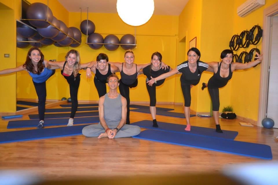 Iscriviti ai nostri corsi formazione Pilates
