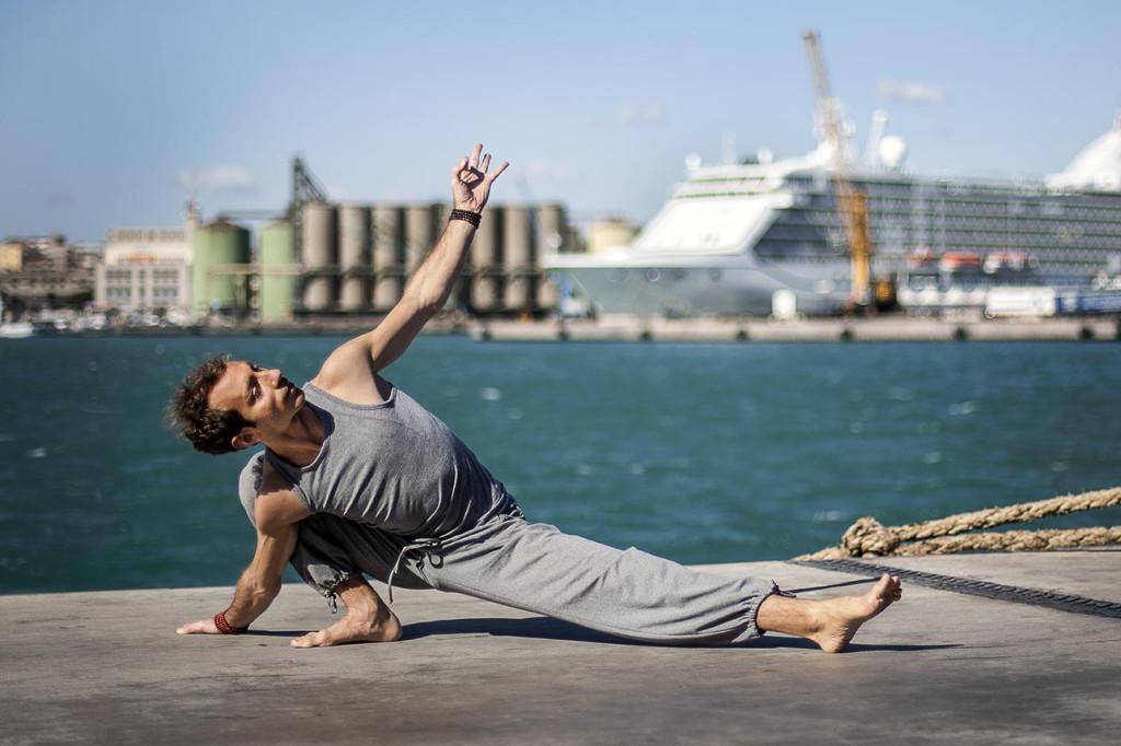Il 21 giugno ricorre l'International Yoga day