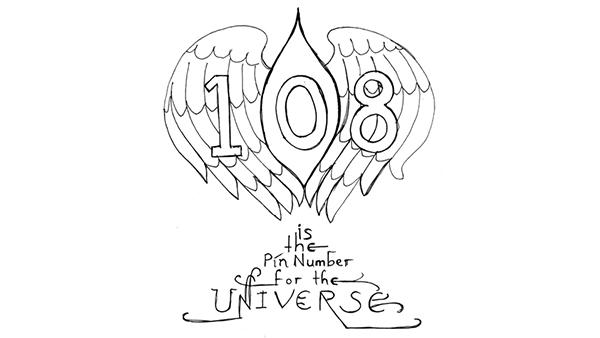 Il 108 è un numero sacro per le religioni e le filosofie orientali