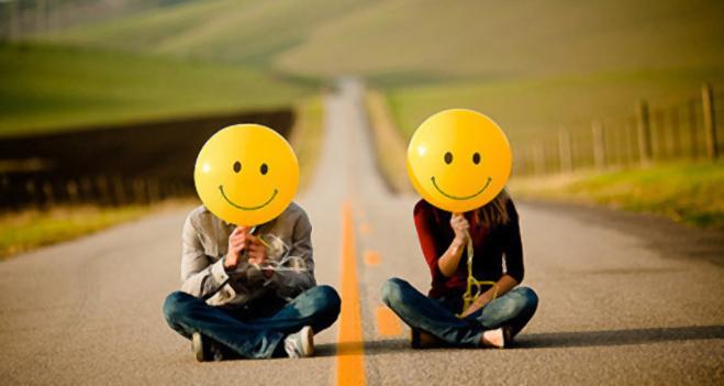 Il segreto della felicità è vivere il momento presente