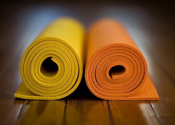 Consigli per l'acquisto del tappetino yoga