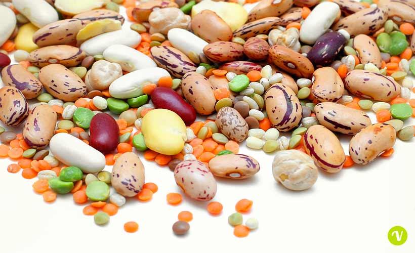 I dieci alimenti vegetali più ricchi di ferro