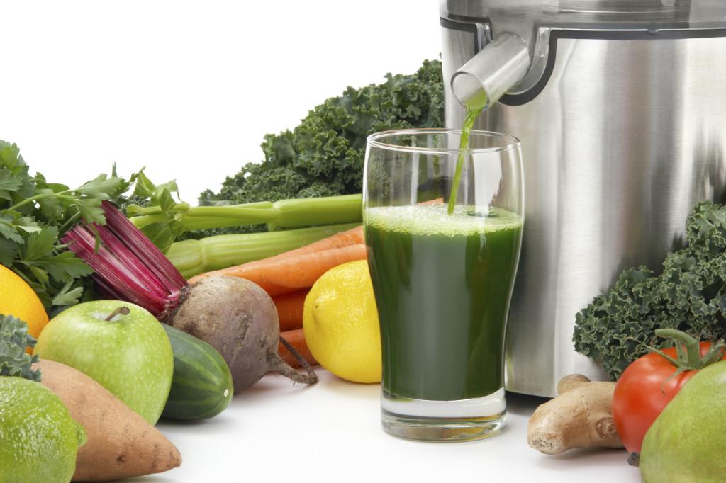 10 ricette di estratti di frutta e verdura per purificarsi