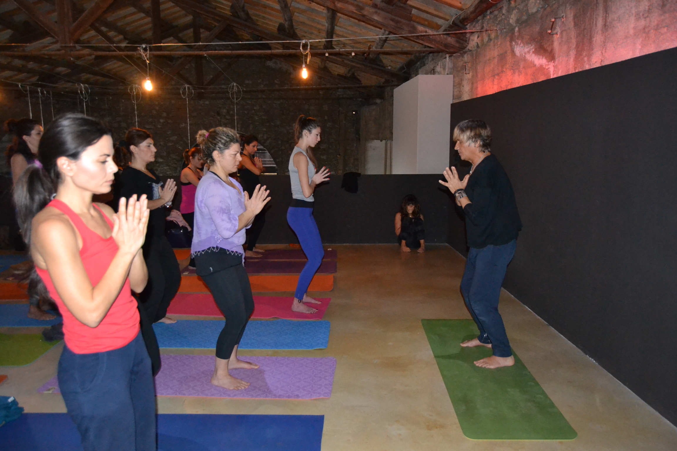 Masterclass Odaka Yoga a Catania