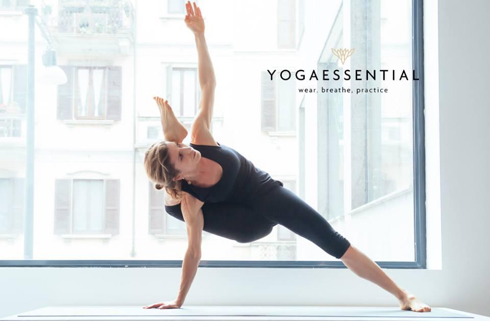 Wearessential è il nuovo marchio di abbigliamento per lo yoga e oltre
