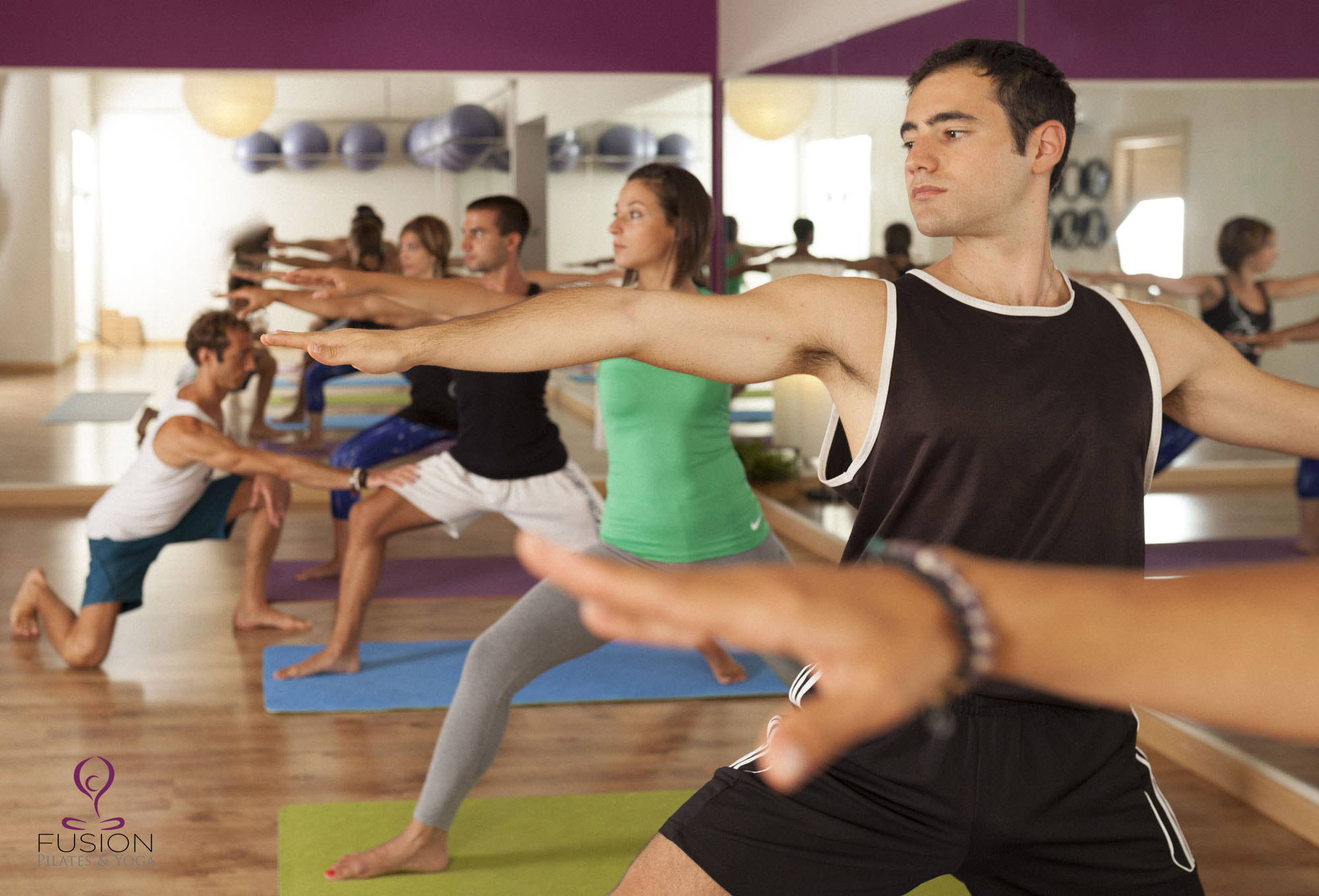 Diverse asana dello yoga agiscono sulla connessione tra il diaframma e il muscolo psoas