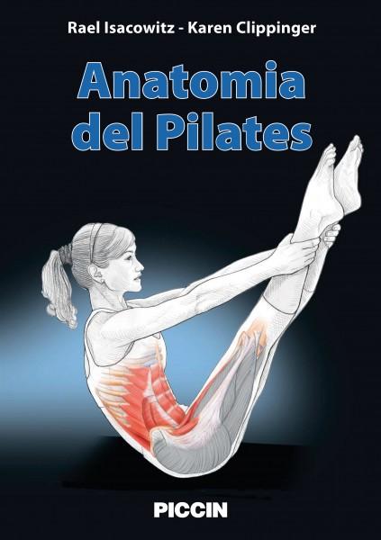 Anatomia del Pilates in uscita in Italia