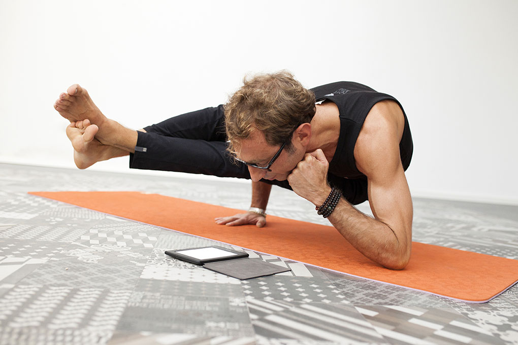 Praticare yoga da casa con Mat You Can