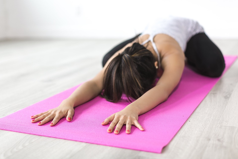Crea lo spazio perfetto per praticare yoga a casa