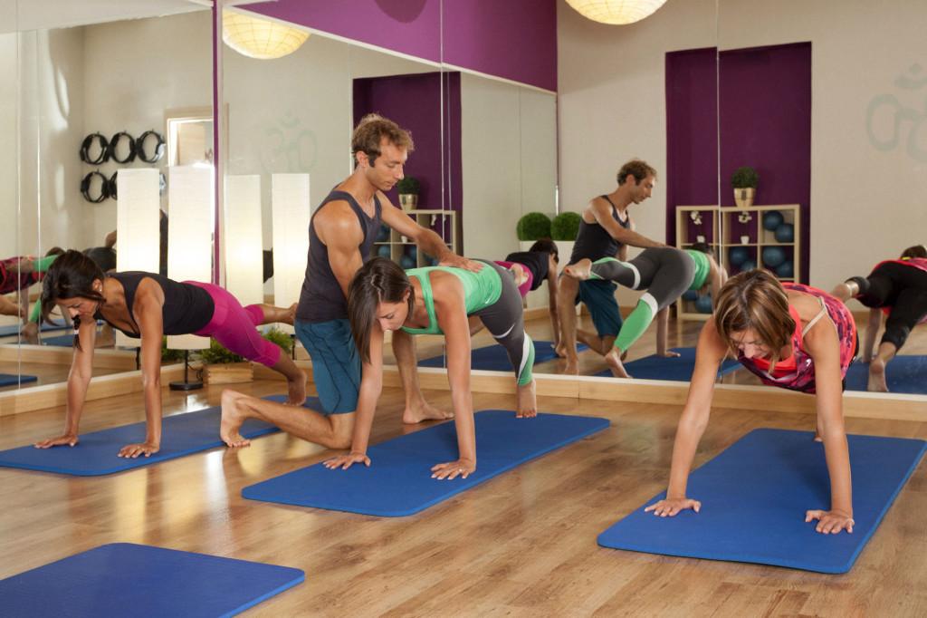 Scoprite gli esercizi per rassodare le braccia col Pilates