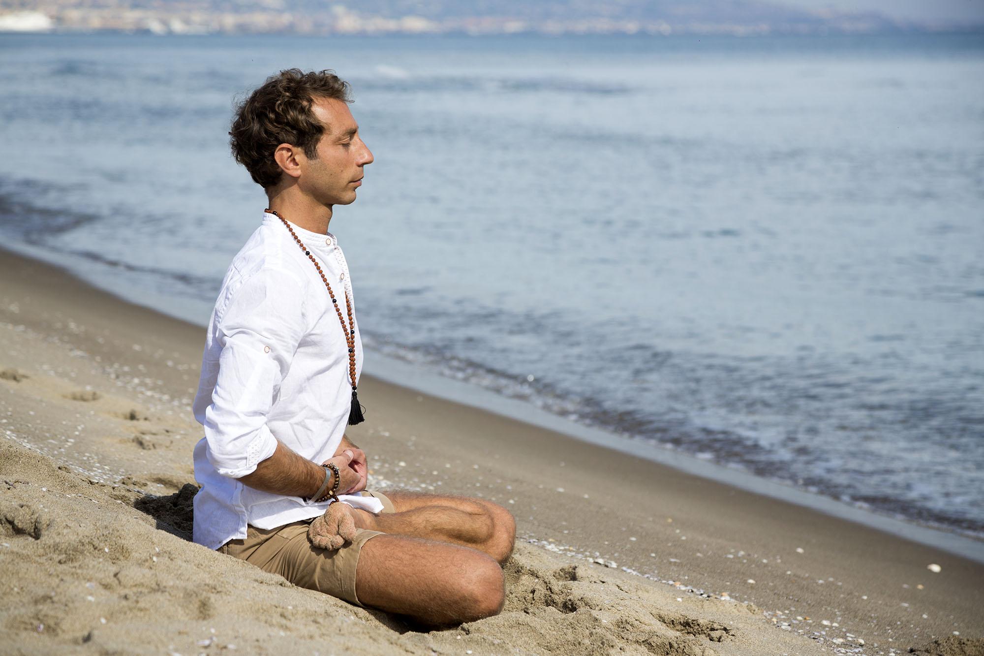 dharana, dhyana e samadhi sono gli stadi finali della meditazione