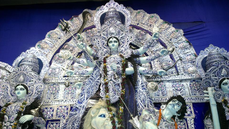 Durga, la dea guerriera